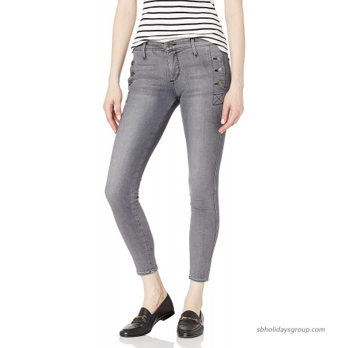 Black Orchid Women's Adriana Skinny with Buttons at  Women's Jeans store