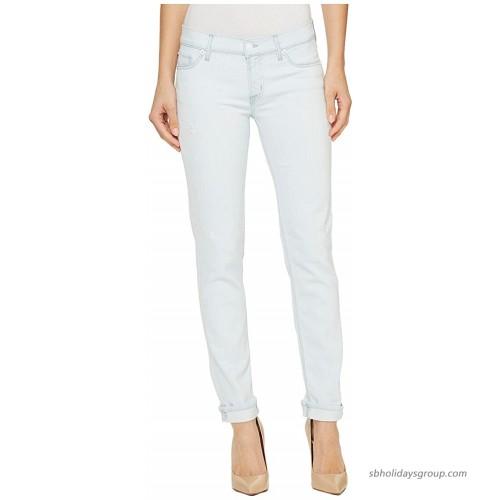 HUDSON Jeans Women's Tally Cropped Slim 5-Pocket Jean Lightweight 27 at  Women's Jeans store