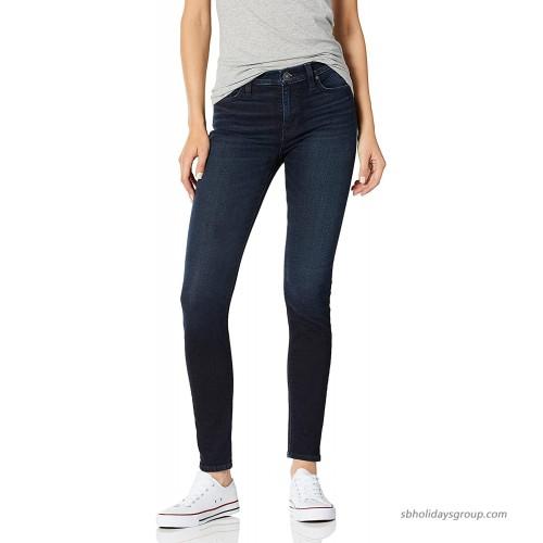 HUDSON Women's Barbara High Rise Super Skinny Raw Hem Ankle Jean at  Women's Jeans store