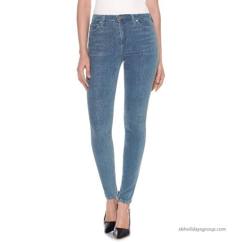 Joe's Jeans Women's Charlie High Rise Velvet Skinny Jean at  Women's Jeans store