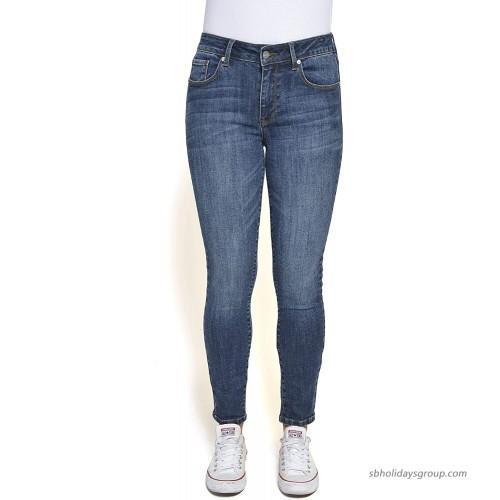 MADE IN BLUE Women's Kai Skinny Denim at  Women's Jeans store