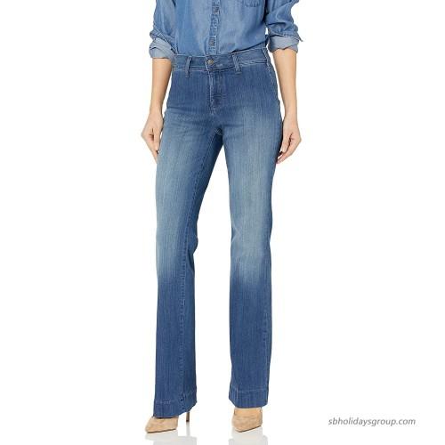 NYDJ Women's Teresa Trouser Jeans in Sure Stretch Denim at  Women's Jeans store
