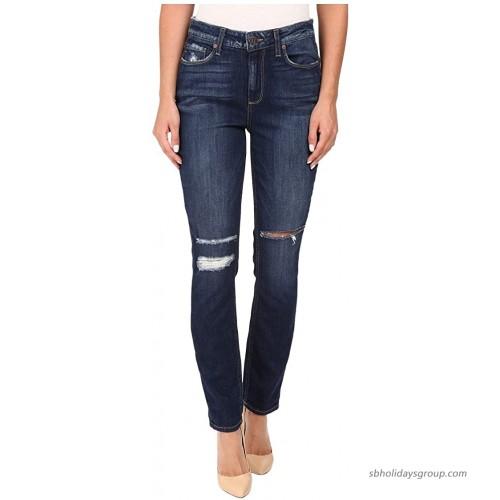PAIGE Women's Carter Slim Jeans W Caballo Inseam-Damen Destructed 29 at  Women's Jeans store
