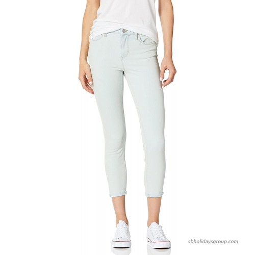 Skinnygirl Women's High Rise Skinny Crop in Injeanious Stretch Denim Pymmes 24 at  Women's Jeans store