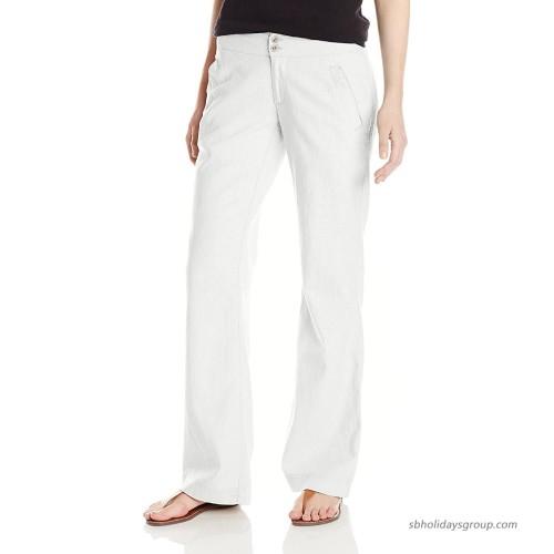 Royal Robbins Women's Panorama Pant Crème 6