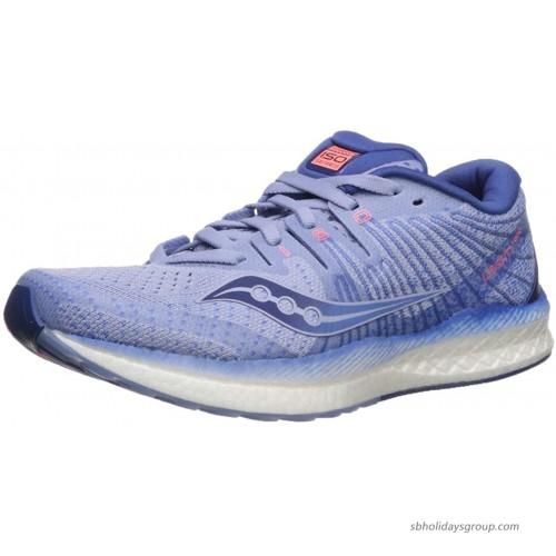 Saucony Women's Liberty Iso 2 Running Shoe Road Running
