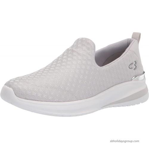 Concept 3 by Skechers Women's Marinna Sneaker LTGY 5 Medium US