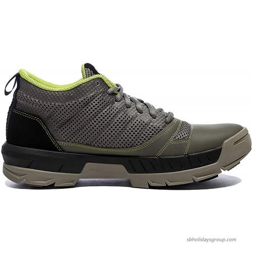 Kujo Yardwear Lightweight Breathable Yard Work Shoe Grey Green 5.5 Men 7 Women Walking