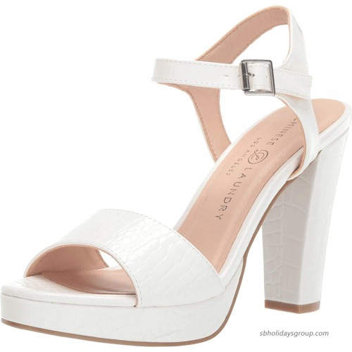 Chinese Laundry Women's Aced Heeled Sandal Heeled Sandals
