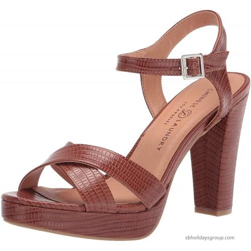 Chinese Laundry Women's Always Heeled Sandal Heeled Sandals