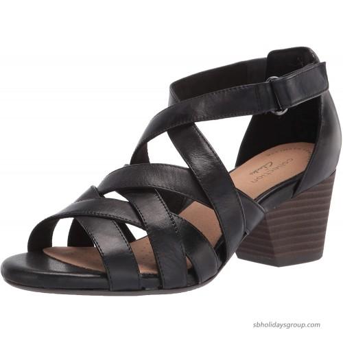 Clarks Women's Lorene Pop Heeled Sandal Heeled Sandals
