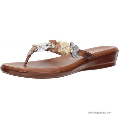 Italian Shoemakers Woman Flip Flop Sandals Emina Flip-Flops
