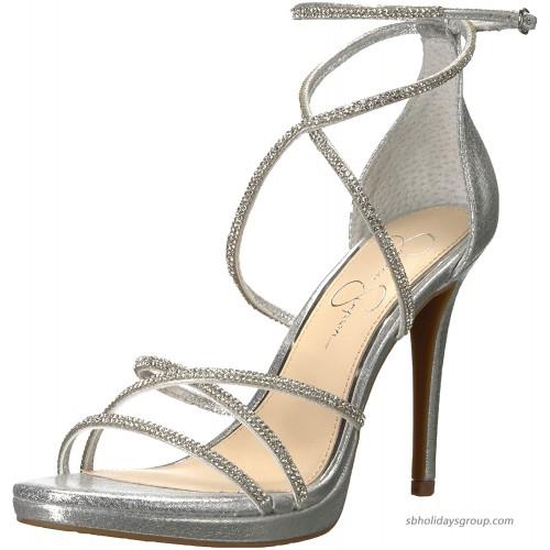 Jessica Simpson Women's Jaeya Heeled Sandals