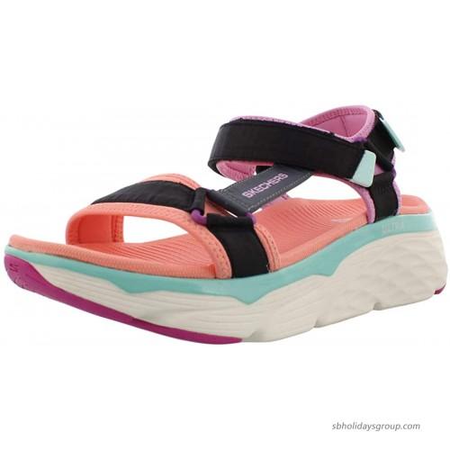 Skechers Women's Max Cushioning Swag Sandal Sport Sandals & Slides