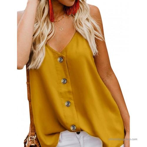 Women's Casual Button-Down Tunic Tops Crewneck T Shirt Long Sleeve Sweatshirt at  Women's Clothing store