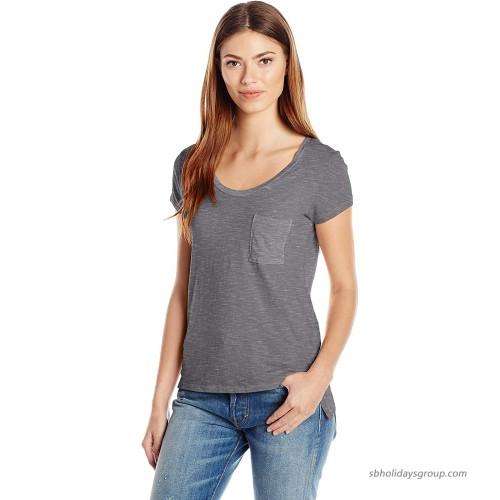 Alternative Women's Washed Slub Favorite T-Shirt at  Women's Clothing store