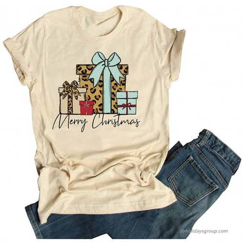 Lovely Plaid T-Shirt Women Novelty Graphic Funny Casual Short Sleeve Top Blouse at  Women's Clothing store